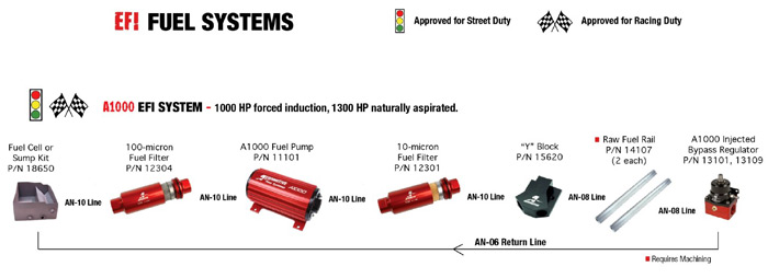 Aeromotive EFI System