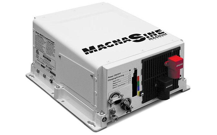 Magnum energy inverter charger